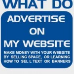 Make money with Website Advertising