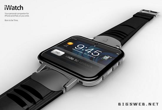 Apple's next generation Smartwatch - iWatch2_01