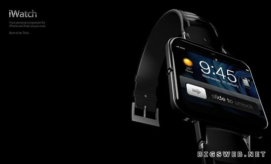 Apple's next generation Smartwatch - iWatch_01