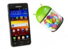 Samsung Galaxy S2 Update Android 4.1.2 (Jelly Bean)