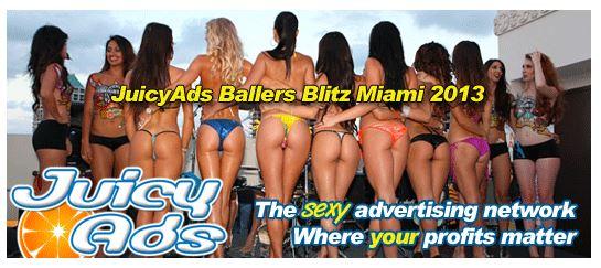 Earn huge money with Juicy Ads