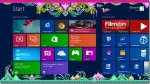 Change Start Screen Background In Windows 8