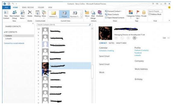 Backup Microsoft Outlook2