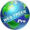 Web Freer Pro is a free and Ads free proxy web browser
