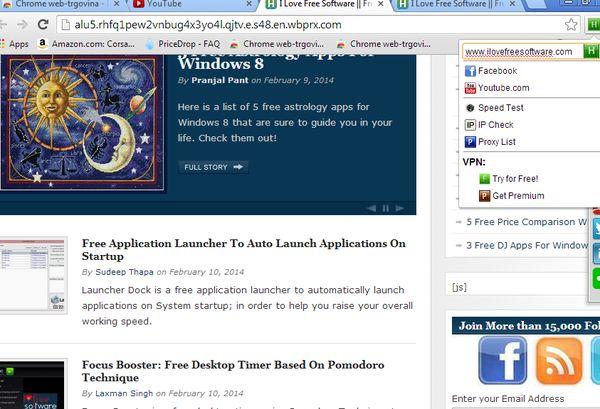 best website unblocker for chrome