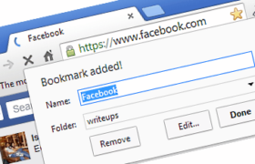 How To Bookmark Facebook Posts view them later