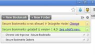 Bookmark Extensions For Google Chrome