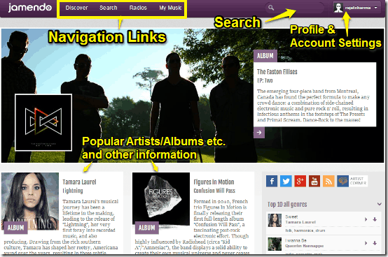 Websites to Download Music (3)