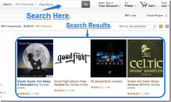 Websites to Download Music (4)