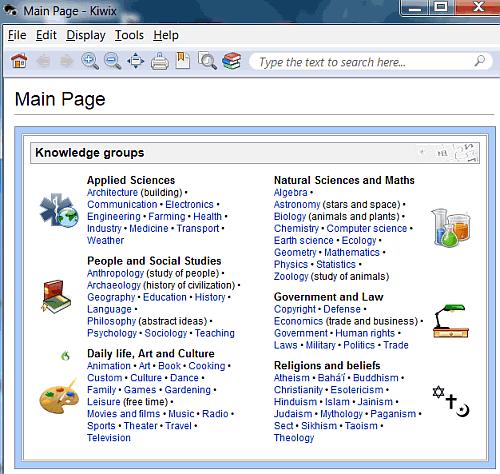 browse-wikipedia
