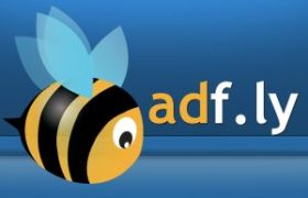 Adf.ly make money with your site, blogger and social media