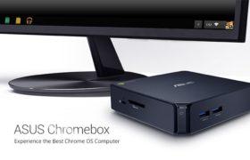 Asus Chrome Box Cloud-based Google's Chrome OS