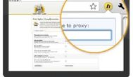 Web Proxy Browser Extension for Chrome & Firefox
