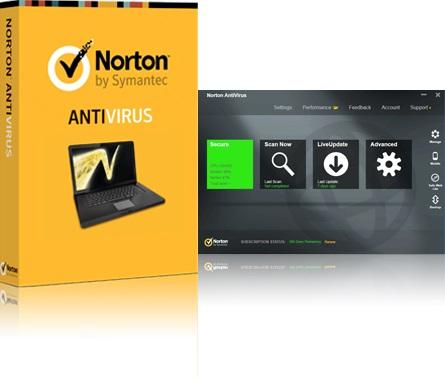 Norton Antivirus & Internet Security 21 (1)