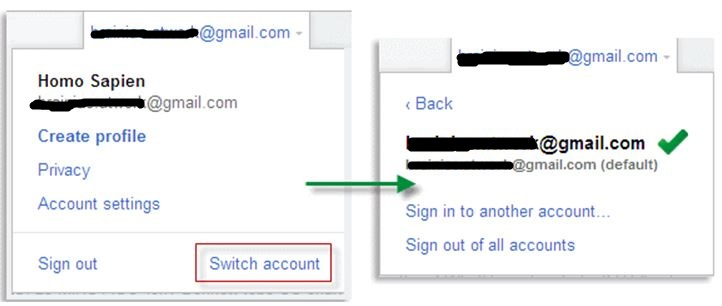 Open Multiple Gmail Accounts in same browser at same time (2)