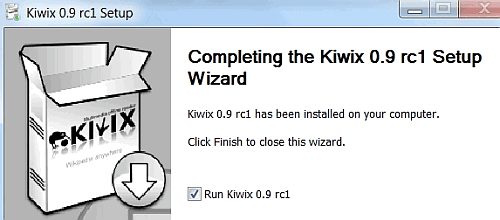 kiwix-install
