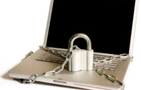 How can you protect yourself while online?